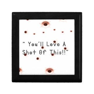 Bullet Holes Gift Box