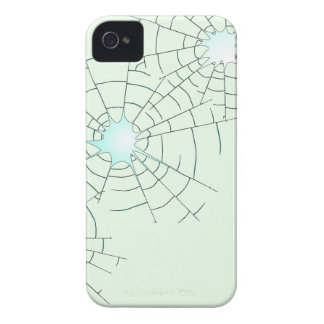 Bullet Holes in Glass Case-Mate iPhone 4 Case
