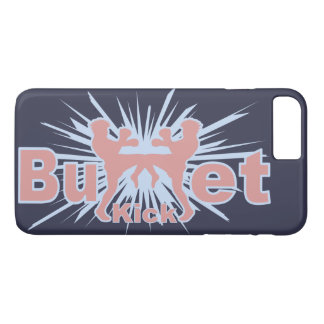 Bullet, Kick Boxing and Muay Thai iPhone 7 Plus Case