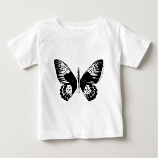 Bullet with Butterfly Wings Baby T-Shirt