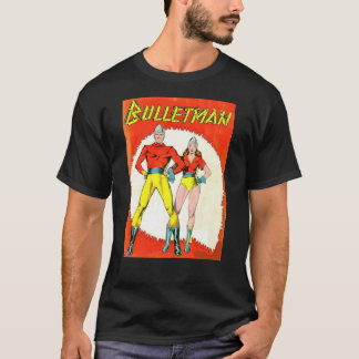 Bulletman SUPER HERO VINTAGE T-Shirt