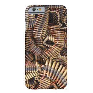 Bullets, ammunition barely there iPhone 6 case