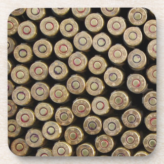 Bullets, ammunition coaster