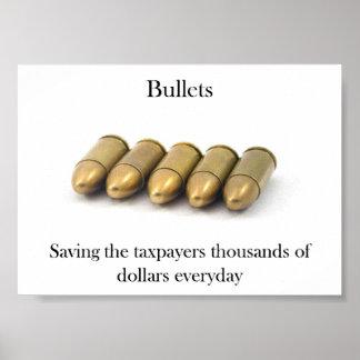 Bullets Poster