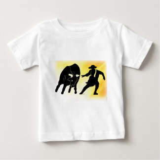Bullfighter 102 baby T-Shirt