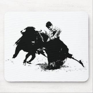 Bullfighter Mousepad