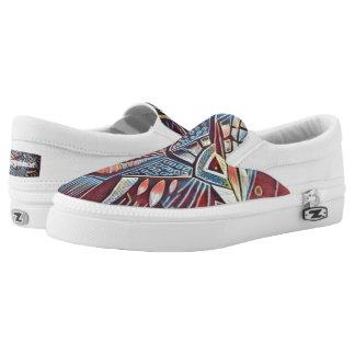 bullfishdragon Slip-On sneakers