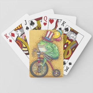 BULLFROG 4TH OF JULY AMERICANA PLAYING CARDS Poker