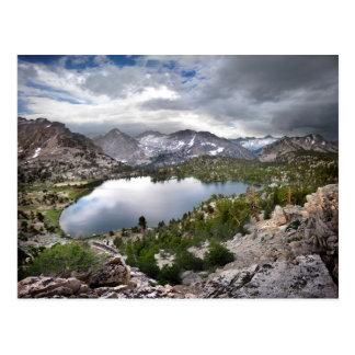 Bullfrog Lake - John Muir Trail Postcard