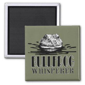 Bullfrog Whisperer Magnet