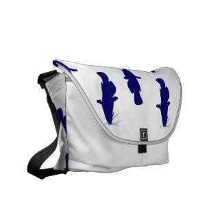 Bullhead Catfish Courier Bags