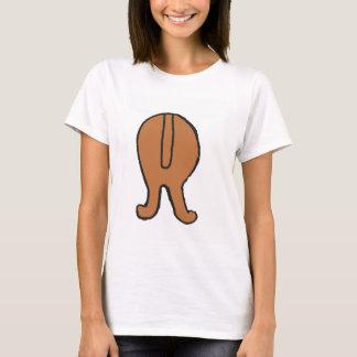 bullma dog butt 2 sided.png T-Shirt