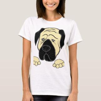 bullma peeking fawn.jpg T-Shirt
