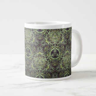 "BullmasterGardian ""Jungle"" Large Coffee Mug"