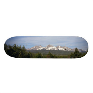 "BullmasterGardian ""Sawtooth Mountains"" Skateboard Decks"