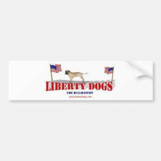 Bullmastiff Bumper Sticker