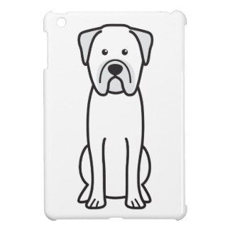 Bullmastiff Dog Cartoon Case For The iPad Mini