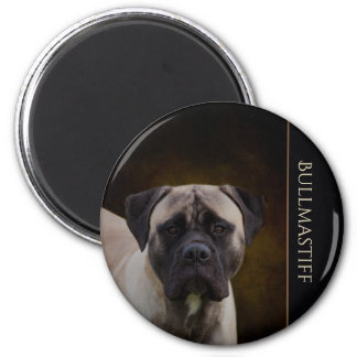 Bullmastiff Fridge Magnet