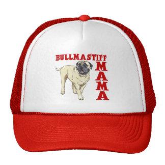 BULLMASTIFF MAMA TRUCKER HAT