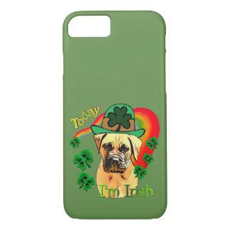 Bullmastiff St Patricks Day iPhone 8/7 Case