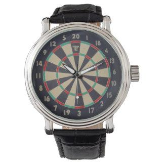Bulls_Eye,_Dart_Board,_Wrist_Watch. Watch