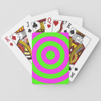 Bull's Eye Playing Cards