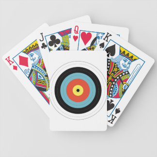 Bulls Eye Poker Deck