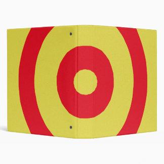 Bull's-Eye Vinyl Binders