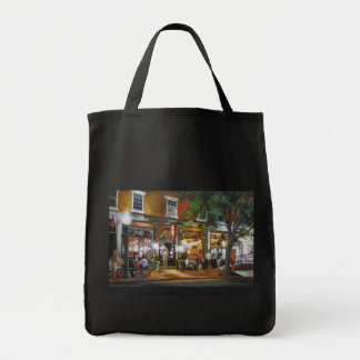 Bulls Head Summer Grocery Bag