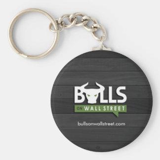 BULLS Key Chain