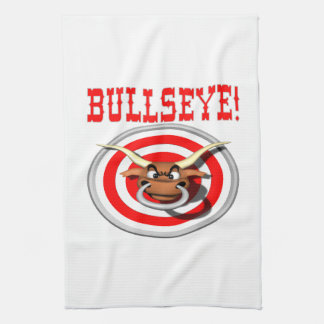 Bullseye 3 kitchen towel