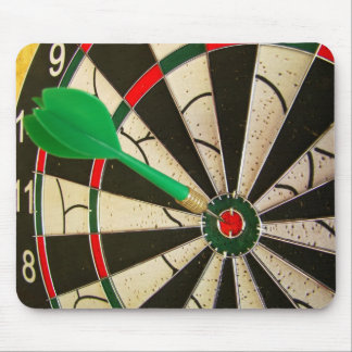 bullseye mouse pad