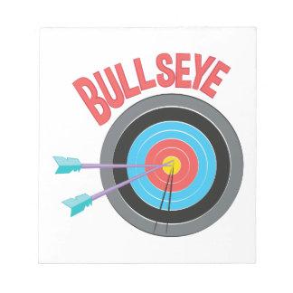 Bullseye Notepad