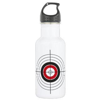 Bullseye Target Water Bottle