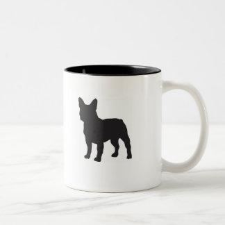 Bully! Black French Bulldog Mug