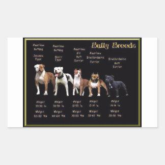 Bully Breeds Sticker