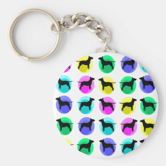 Bully Bubbles Multi Keychain