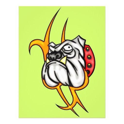 Bully Bulldog Flyers