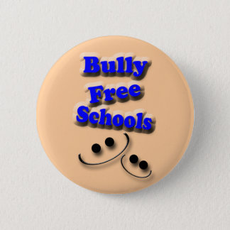 Bully Free Schools 2 Inch Round Button