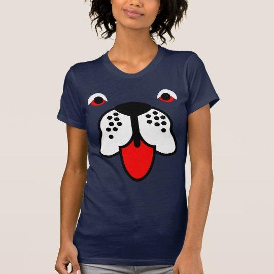 Bully Gesicht T-Shirt