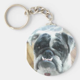 Bully Keychain