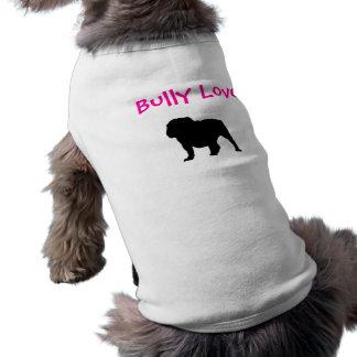 Bully Love, English Bulldog Shirt