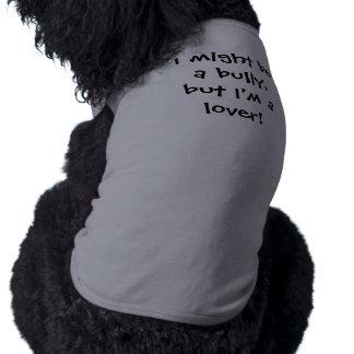 Bully Lover - Bully Breeds Doggie Tee