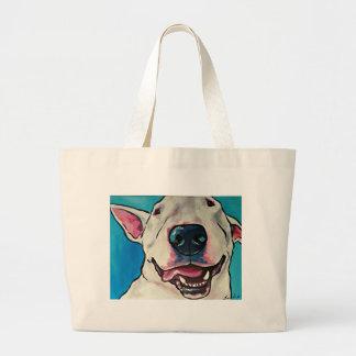 Bully Smile Large Tote Bag