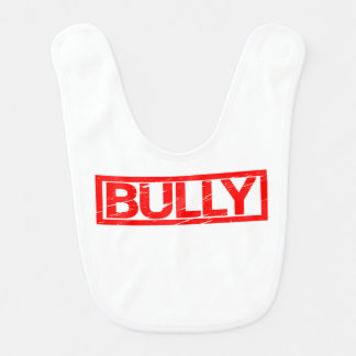 Bully Stamp Bib