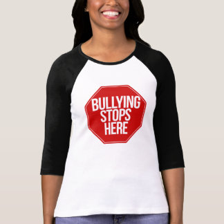Bullying stops here T-Shirt