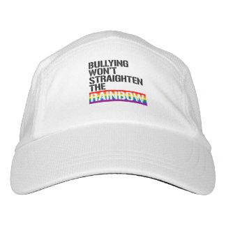 Bullying won't straighten the Rainbow - - LGBTQ Ri Hat