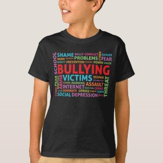 Bullying Word Art T-Shirt