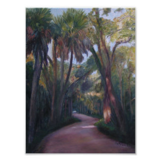 BULOW CREEK PLANTATION ROAD Poster