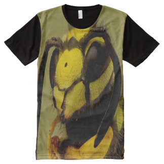 Bumble bee All-Over-Print T-Shirt